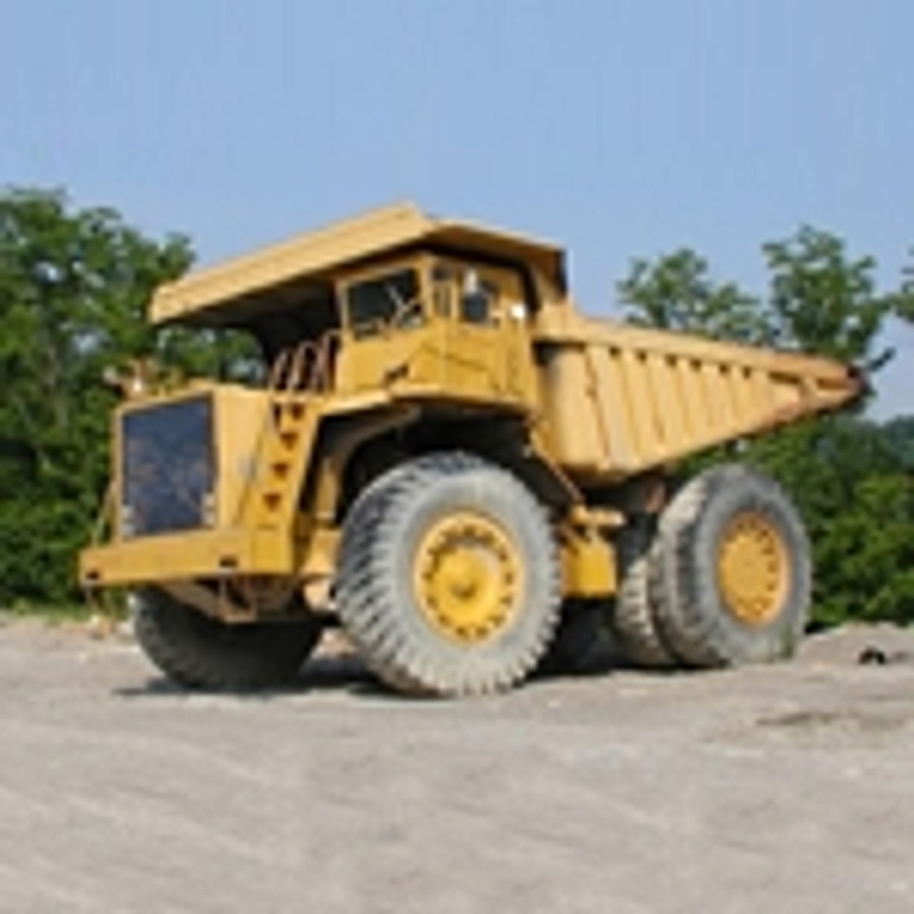Off-Road Mining Trucks