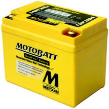 Motobatt MBTX4U 4.7Ah Battery