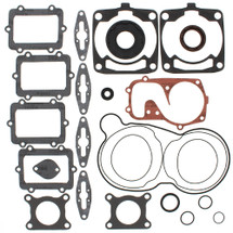 Gasket Kit with Oil Seals For Polaris 600 IQ RACER/INTL 2008-2013