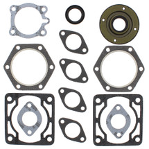 Gasket Kit with Oil Seals For Polaris Charger SS Custom Must 72-75