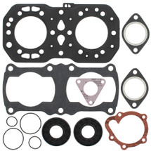 Winderosa Complete Gasket Kit with Oil Seals For Polaris 711187