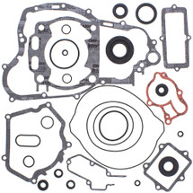 Vertex Gasket Set with Oil Seals (811670) for Yamaha YZ250 02 03 04 05 06 07