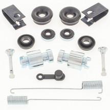 All Balls Wheel Cylinder Rebuild Kit - Front For Honda TRX350FE 04-06, 18-5003