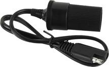 MotoBatt 1ft. 6in. 18AWG Cable Lead with Female Cigarette Socket