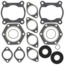 Winderosa Complete Gasket Kit with Oil Seals For Polaris 711186