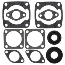 Gasket Kit with Oil Seals For Arctic Cat JAG 3000 FA/2 1976-1980 340cc