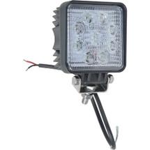 """J&N Work Light, 12/24V, LED, 1,000 Lumens, White, 4.33"""", Flood, Narrow"""