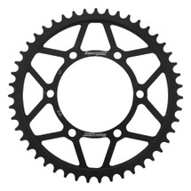 Supersprox Rear Steel Sprocket Black 47T For Triumph 1200 Thruxton 16