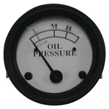 Oil Pressure Gauge 1407-0565 for John Deere A, AN, ANH, AO AA1633R AA1653R