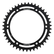 Supersprox Rear Steel Sprocket Black 43T For Triumph 1050 Speed Triple 05-15