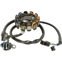 Motorcycle Stator Coil for Honda CRF450X 05-09 11-17 340-58041 31600-MBG-003