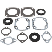 Gasket Kit with Oil Seals For Ski-Doo Elan 250 Deluxe 250 SS 73-79