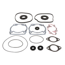 Gasket Kit with Oil Seals For Ski-Doo Blizzard 7500 CC 1979-1980