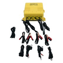 DB Electrical 12v 4 Bank charger/maintainer MBC4B
