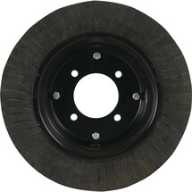 Universal Tail Wheel Sidewinder Terrain King for King Kutter & Bush Hog
