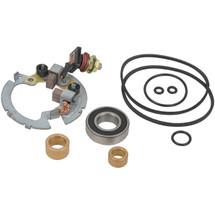 Starter Kit For Polaris 400L 2X4 ATV Brushes Parts Bearing Bushing; 414-54009