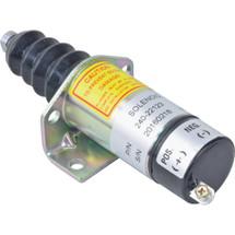 12V Shut Down Solenoid for Universal Various 1502-12C6G1B2S1, SA-3300-T