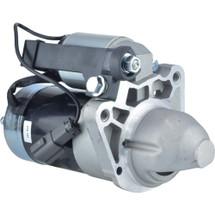 Starter For Nissan Armada, Titan PMGR; 12-Volt; CW; 10-Tooth 23300-ZV00A