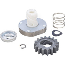 Starter Drive Kit 16 Teeth for Briggs & Stratton 497606, 696541