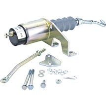 DB Electrical 240-22184 Fuel Shut-Off Solenoid 12V Bosch RSV Governor Syncro-Start: SA3800-12