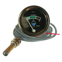 TEMPERATURE GAUGE WITH PROBE FORD TRACTOR