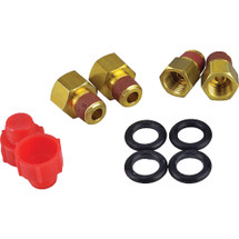 New Adaptor Kit for Trim Motor - 4 Couplers fit many Applications