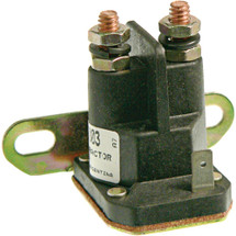 Solenoid REMOTE Small Engine 3 Terminal MTD Murray Toro GROUNDED BASE