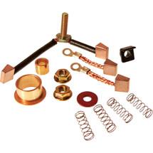 Starter Repair Brush Bushing Kit for Evinrude, Johnson Omc OutBoard; 141-21003