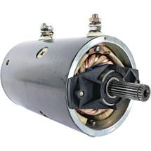 12 Volt Warn Winch Motor Double Ball Bearing 6HP