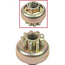 Starter Drive Bendix Gear for Mercury Outboard, Kohler Engine 9 Teeth 1820040