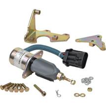 New 12V Shut Down Solenoid for Cummins 5016244AA, 3800723, SA-4981-12, 3931570