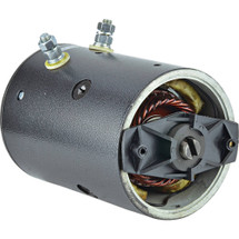 Snow Plow Motor for Fisher Western 12 Volt MUE6302