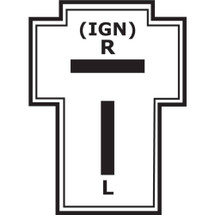 New Alternator For Honda ST1100 & ST1100A IR; 12-Volt; 40 Amp, 31100-MAJ-G41