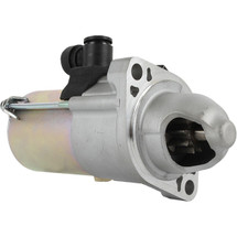New Remanufactured Starter for 2013-17 Honda Accord 12V; CW; 9-Tooth 31200-5A2-A01