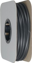 "606-19019 1/4"" Sealed Heat Shrink Tubing; 100' Spool; Black for Universal"
