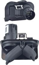 500-01084 Pollak Trailer Plug; 4 Pole Plug (Front) for Universal 82-1055