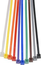 """601-50042 7.5"""" Wire Tie Kit; 50lb Tensile Strength for Universal"""