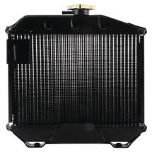 Radiator with cap for Yanmar YM1100 YM1300, YM135, YM1500