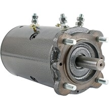 Winch Motor Ramsey Tulsa Liftmore Pierce Equipment