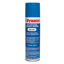 49276 Dynatex Blue RTV Silicone Gasket Maker; 8 Oz Can for Universal