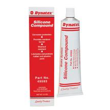 49593 Dynatex Silicone Compound; 5 Oz Tube for Universal