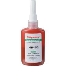 49463 Dynatex Green, High Strength Threadlocker; 50mL Bottle for Universal
