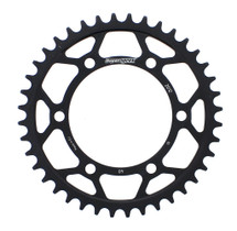 Supersprox Steel Sprocket Black 40T-RFE-2012-40-BLK for Triumph Bonneville T120