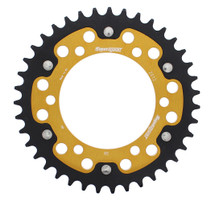 Supersprox Stealth Sprocket Gold 39T-RST-2012-39-GLD for Triumph Thruxton 1200