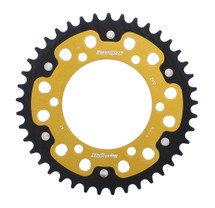 Supersprox Stealth Sprocket Gold 41T-RST-2012-41-GLD for Triumph Bonneville T120