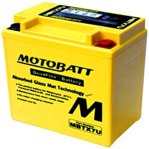 Motobatt MBTX7U 8Ah Battery