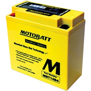 Motobatt MBT14B4 13Ah Battery