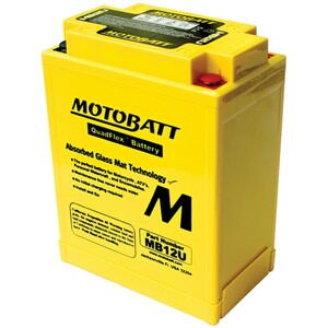 Motobatt MB12U 15Ah Battery