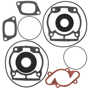 Gasket Kit with Oil Seals For Ski-Doo Safari Grand Luxe 1985-1986