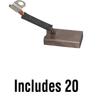 DB Electrical Brush Set - Generator 143-44000-20 For Club Car 81-81200